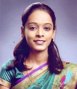 Miss Surve Bhagyashree Shashikant