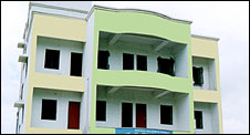 HOSTEL & CANTEEN & Guest House FACILITY
