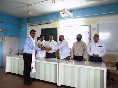 Dr. J.S. Suryavanshi got Ph.D. in PHARMACY from Shivaji University Kolhapur