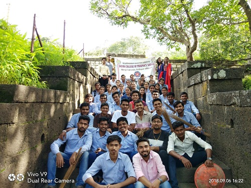 Pateshwar Temple Cleaning from NSS Students